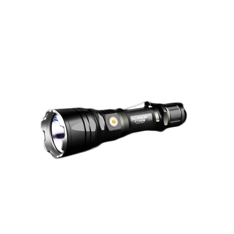 Lampe tactique rechargeable XT12GT LED - 1600 Lumens
