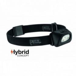 Lampe frontale Hybrid éclairage 2 couleurs Tactikka + noir - 250 Lumens