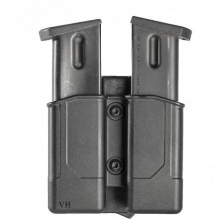 Porte-chargeur double rapide 8DMH03 noir pour pistolet automatique