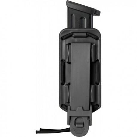 Porte-chargeur simple Bungy 8BL noir pour pistolet automatique
