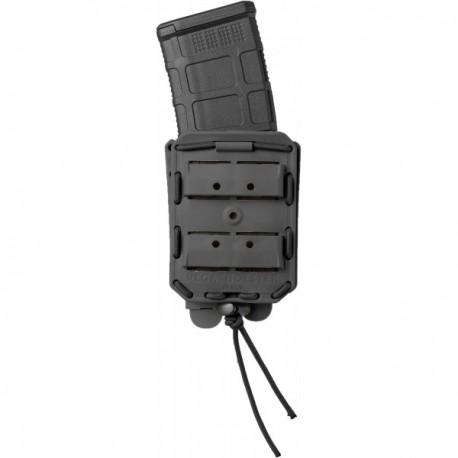 Porte-chargeur simple Bungy 8BL noir pour M4/AR15