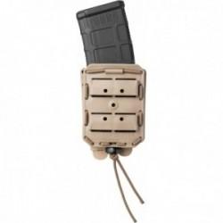 Porte-chargeur simple Bungy 8BL tan pour M4/AR15