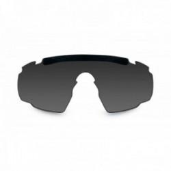 Ecran fumé pour lunettes de protection balistiques Saber Advanced