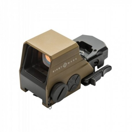 Viseur point rouge Ultra Shot M-Spec LQD Reflex Sight tan