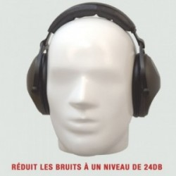 Casque anti bruit opex