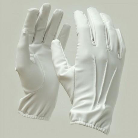 Gants de ceremonie blanc