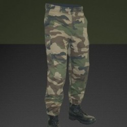 Pantalon f2 camouflage ce