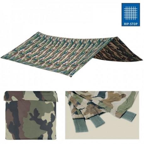Bache polyester couture etanche 3x3