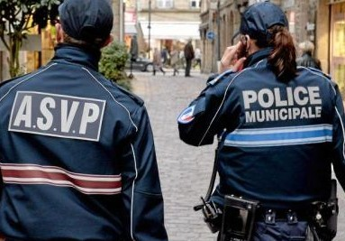 Vetements police municipale